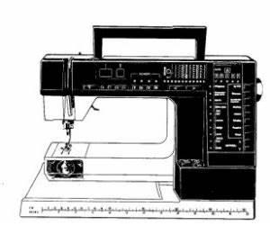 Fußpedal Nähmaschine Reparieren : n hmaschine husqvarna prisma 980 computer ~ Watch28wear.com Haus und Dekorationen
