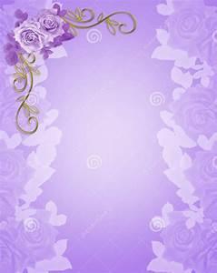 wedding invitation background designs purple yaseen for With wedding invitation background images purple