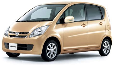 daihatsu move  japans fuel economy leader autoevolution