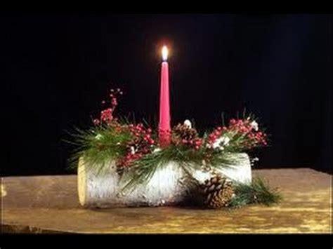 homemade christmas logs youtube