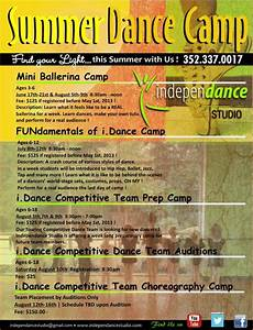 Independance Studio offers summer dance camps for kids ...