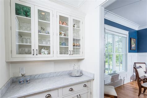 white cabinets for kitchen luxury south carolina home features inset shaker cabinets 1267