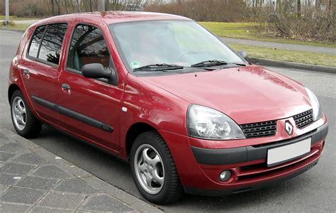 Renault Clio Mk2 2004