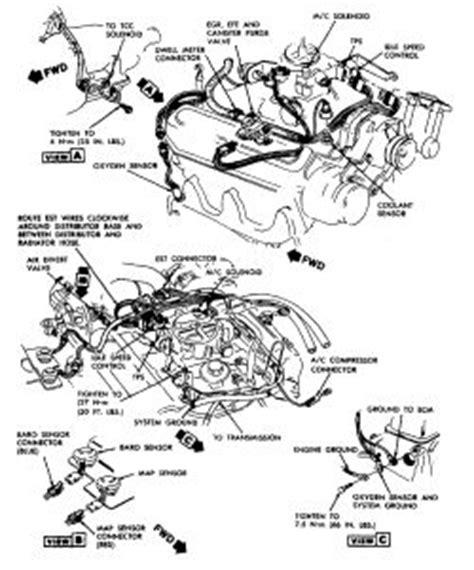 1985 Buick Lesabre Vacuum Diagram by Repair Guides Gasoline Engine Emission Controls