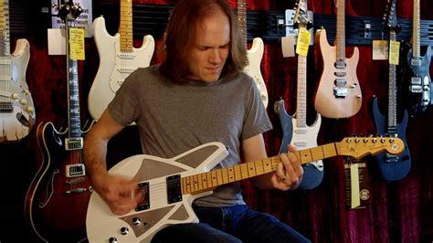 reverend bc  billy corgan signature model guitar youtube
