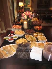 Engagement Party Food Idea