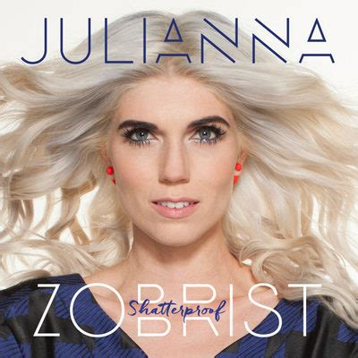 Born october 5, 1984) is an american christian musician who performs a christian pop style of electronic dance music. Julianna Zobrist - 'Shatterproof' album review - CCM Magazine