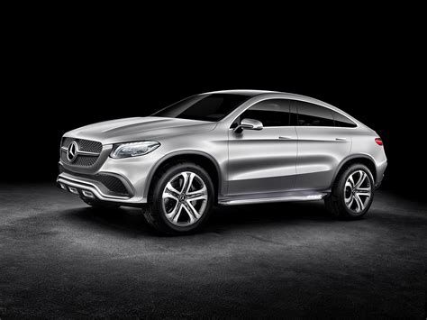 Report: Mercedes-Benz to rival BMW X4 after the Concept ...