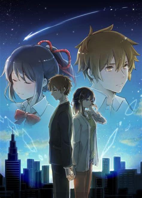 Anime Couple Terpisah Kimi No Nawa 68 Best Kimi No Nawa Your Name Images On Pinterest