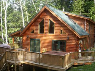 Tiny Häuser Urlaub by Lakefront Luxury Log Cabin With Homeaway