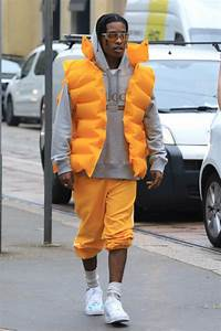 ASAP Rocky In Balenciaga - Milan Fashion Week - SIZZLE MAN