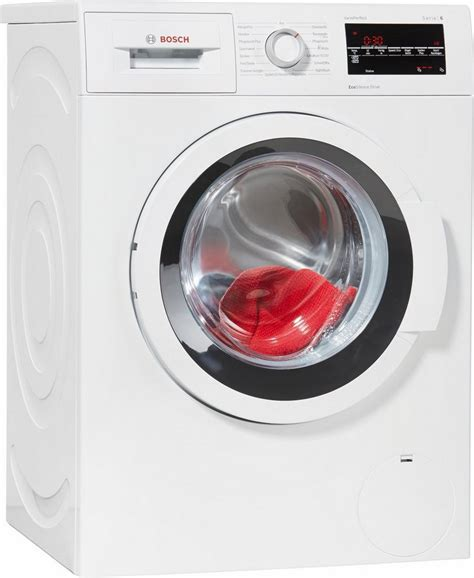 bosch 6 kg waschmaschine bosch waschmaschine serie 6 wat28420 7 kg 1400 u min