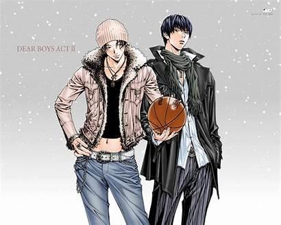 Anime Boys Cool Wallpapers Dear Boy Desktop