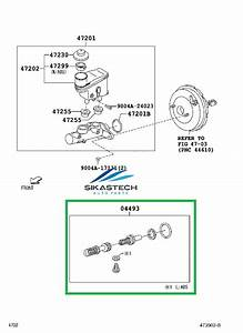 Daihatsu Brake Diagram
