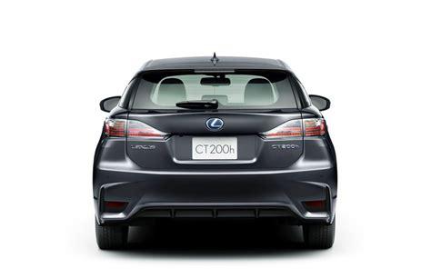 2014 Lexus Ct 200h Same Price, Same Economy, Different Face