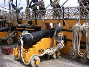 HMS Victory Quarterdeck