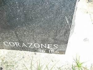Fake Grave Marker