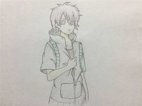 anime cool boy drawing cool boy drawing how to draw a