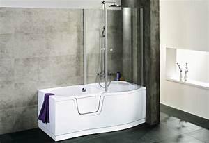 Badewanne Mit Dusche Kombiniert : badewanne mit tuer und dusche das beste aus wohndesign und m bel inspiration ~ Sanjose-hotels-ca.com Haus und Dekorationen