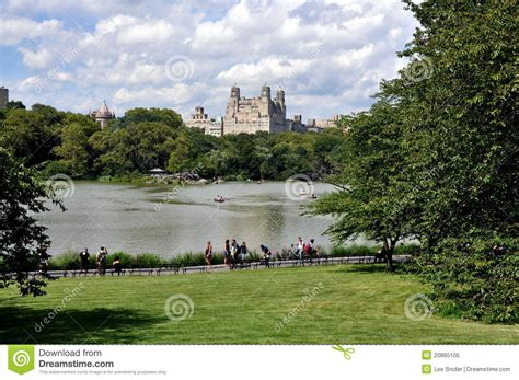 Central Park Boating Price by Nyc Central Park Boating Lake Editorial Image Image