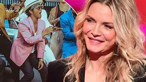 Michelle Pfeiffer, 59, was 'incredibly flattered' to be ...