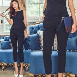 tendance chic pour vous le tailleur pantalon femme archzine fr