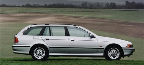 Bmw 5 Series Touring Photo by Bmw 5 Series Touring 1997 2004 Photos Parkers