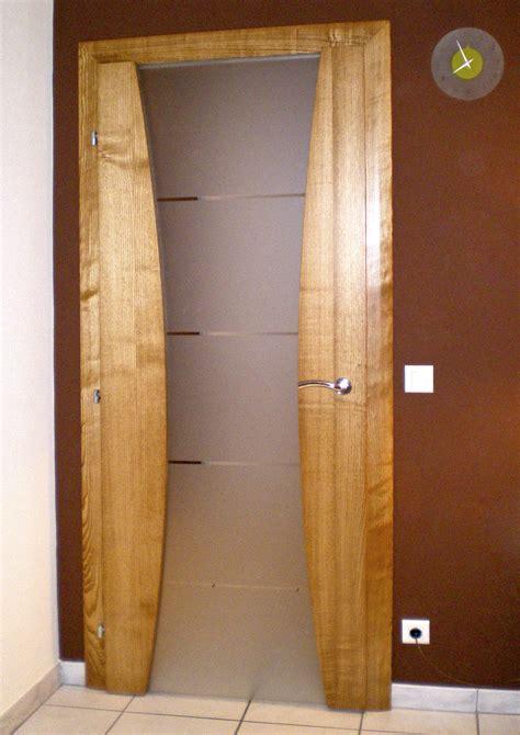 porte d 駘駑ent de cuisine cuisine porte d 39 intã rieur bois chantilly pasquet menuiseries portes interieur bois