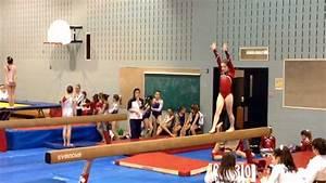 Poutre De Gym Decathlon : ophelie berger cr3 m daille d 39 or poutre dynamix 2013 youtube ~ Melissatoandfro.com Idées de Décoration