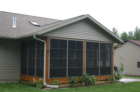 porch enclosures screen rooms screened porch