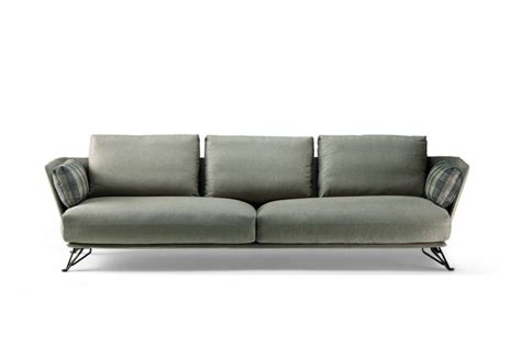 zani sofa vintage leather sofa by zani from the