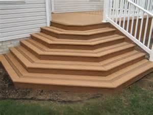 Corner Outdoor Stairs
