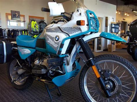 Dakar For Sale by 1994 Bmw R100 Dakar For Sale Omaha Ne 541439