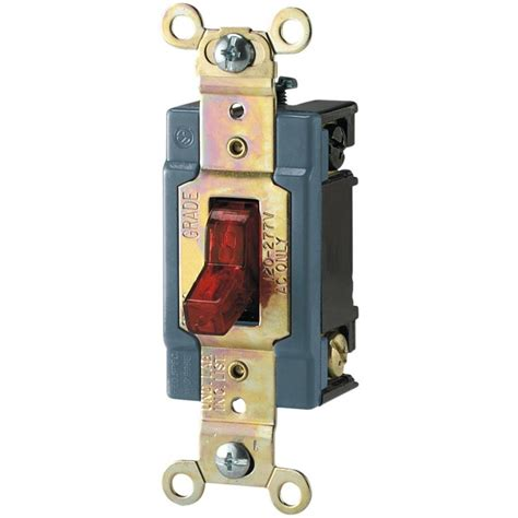 Eaton Amp Volt Industrial Grade Toggle Switch