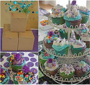 Tween Birthday Party Ideas Baking and Craft Party for Girls