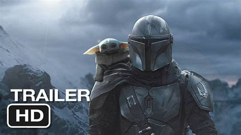 The Mandalorian Season 2 Trailer Has Finally Arrived