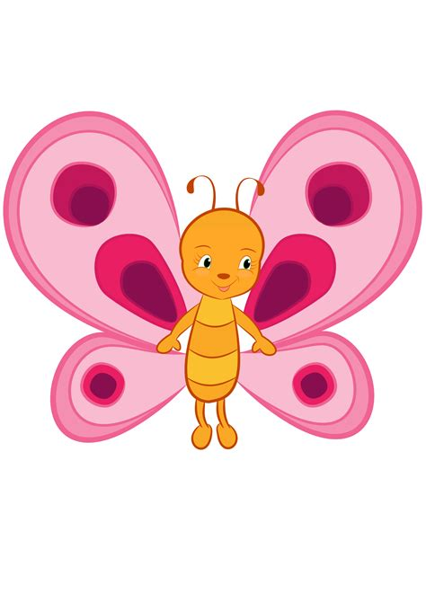 clipart butterfly magenta clipart butterfly magenta