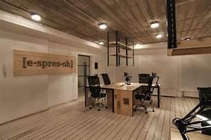 Industrial Style Shop : it office industrial style interiors designed by ezzo design ~ Frokenaadalensverden.com Haus und Dekorationen
