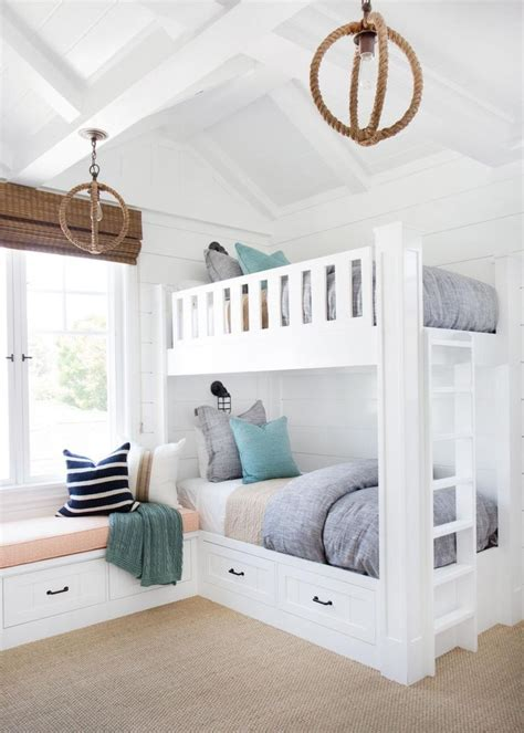 bunk bed ideas images  pinterest girls