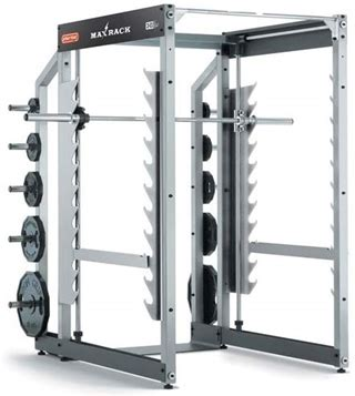 star trac max squat rack full cage smith machine fitness superstore