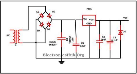 Voltage Regulator Circuit Working Applications