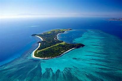 Islands Mamanuca Wallpapers Pacific Bank Region Aerial