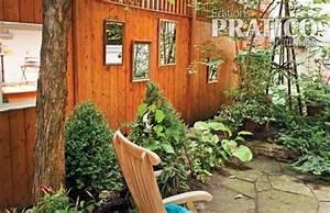 cloture festive dans une cour de ville ecrans et With modele de terrasse en bois exterieur 4 ecran dintimite exterieur patio du nord