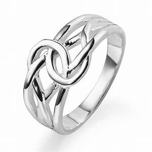 Passende Farbe Zu Silber : silberring verschlungen g nstig online kaufen bei ostheimer ~ Bigdaddyawards.com Haus und Dekorationen