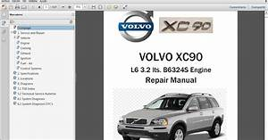 Manuales De Taller De Volvo  Volvo Xc90 Motor B6324s 6 Cil