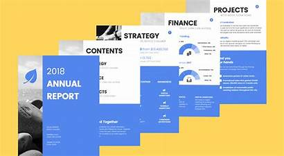 Annual Report Template Templates Word Examples Business