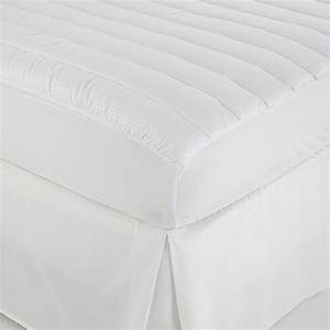 buy izodr queen mattress pad in white from bed bath beyond With bed bath and beyond queen mattress pad