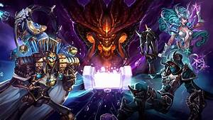 Heroes Of The Storm Review 2018 IGN