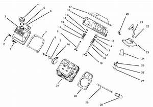 Toro Lawn Mower Carburetor Linkage Diagram