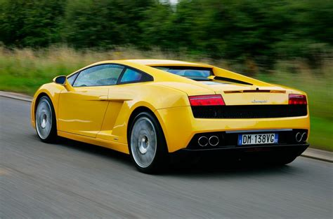 lamborghini gallardo   review autocar